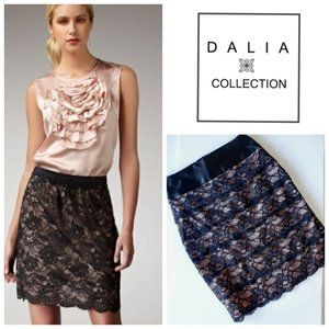 NORDSTROM DALIA COLLECTION Lace Skirt
